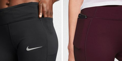 6c4ab3a1d5a13 Carry the Essentials Wearing These Running Tights With Pockets