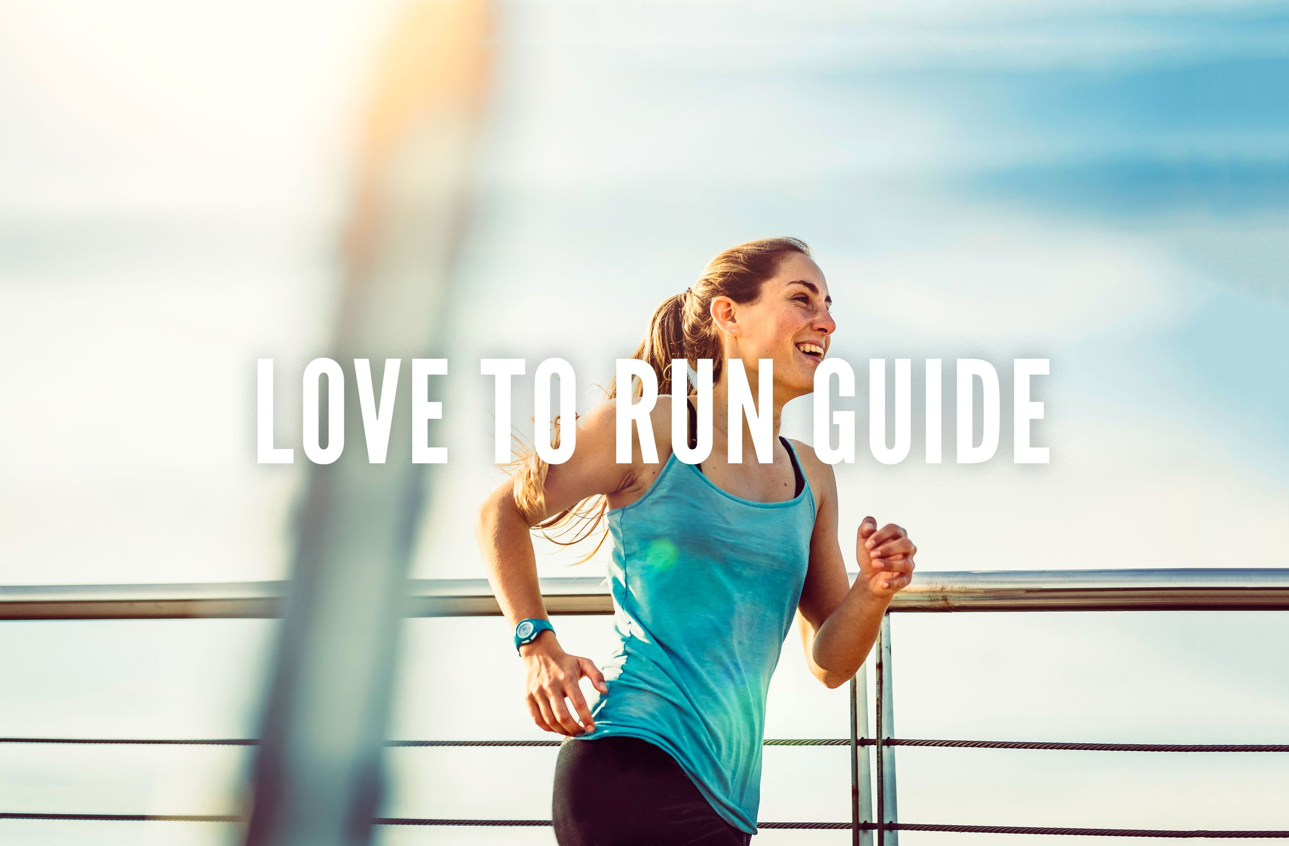 Amateur running schedule