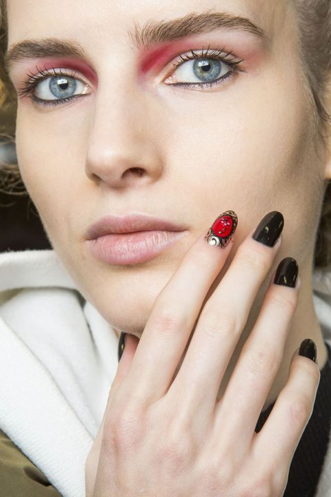 The Best Nail Looks From The Fall 2018 Runways