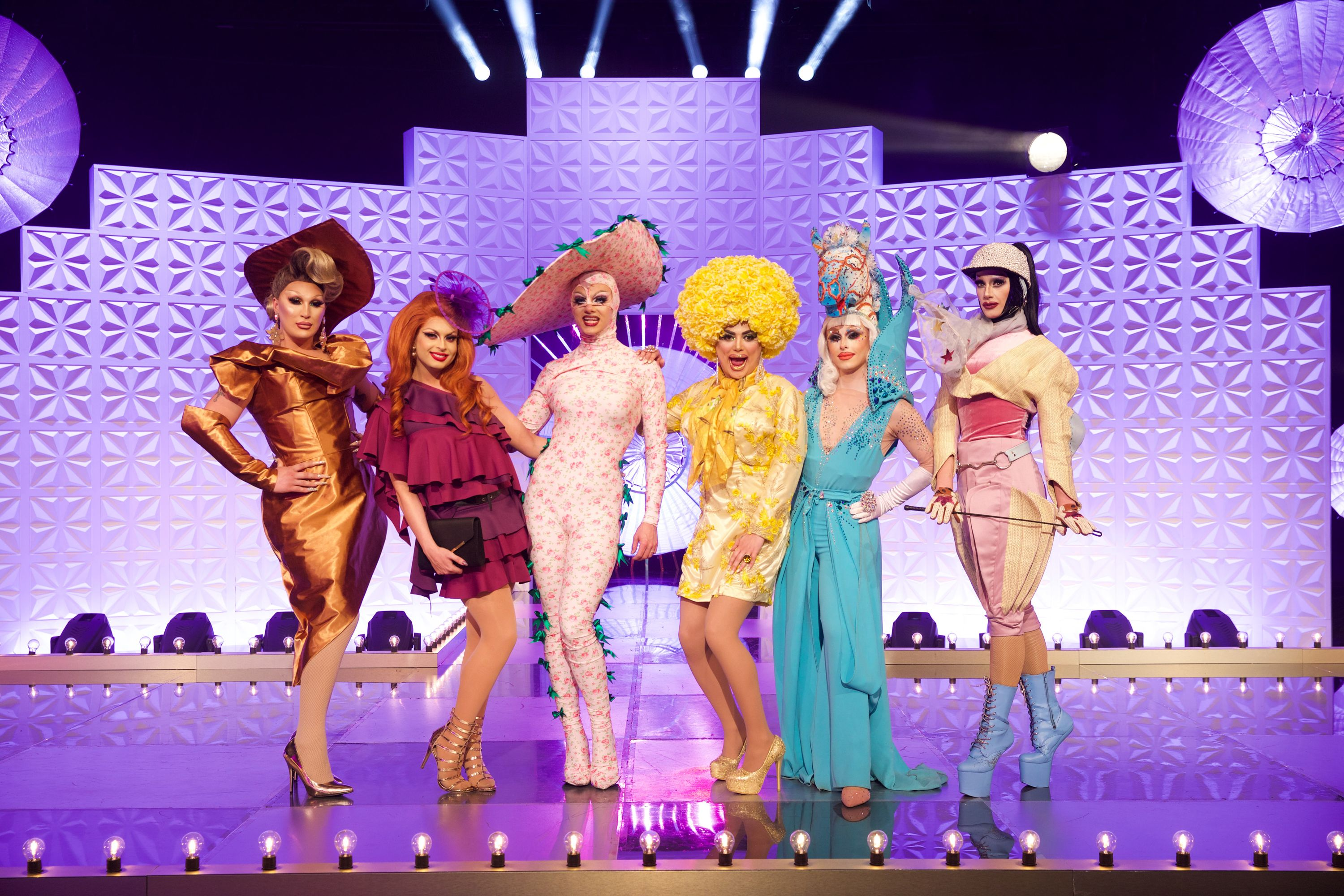 RuPaul's Drag Race UK will be airing on BBC One