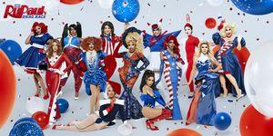 RuPaul's Drag Race season 12 cast