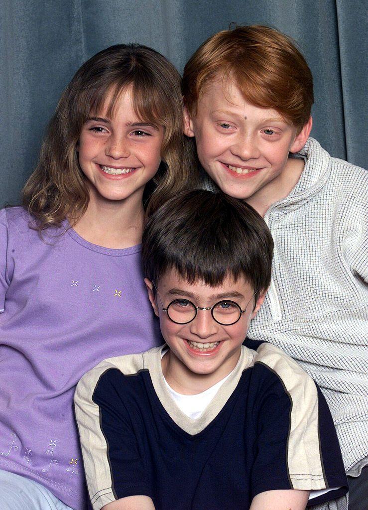 Harry Potter Reunion Tom Felton Rupert Grint And Cast Reunite