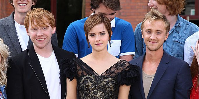 Harry Potter S Rupert Grint Talks Emma Watson And Tom Felton S Spark