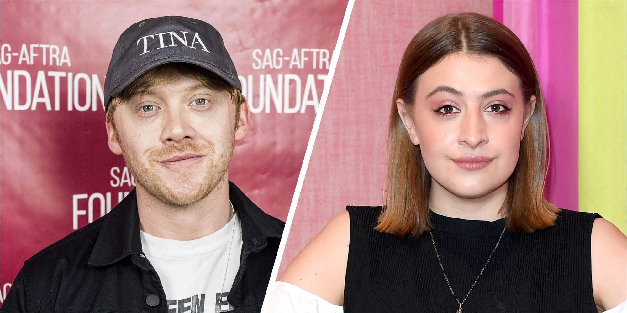 Rupert Grint and Georgia Groome have been dating since 2011 and HOW DID WE NOT KNOW?