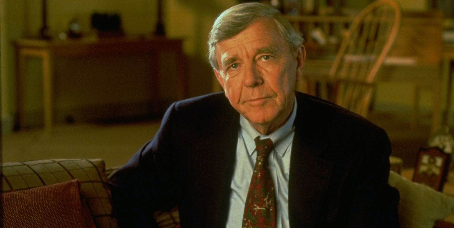 Legendary 'Masterpiece Theatre' Host Russell Baker Has Died