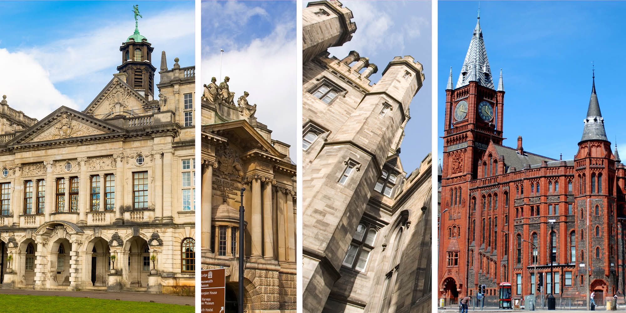 A definitive list of the 24 Russell Group Universities
