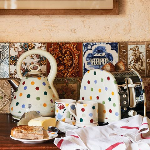 Emma Bridegwater and Russell Hobbs collaboration