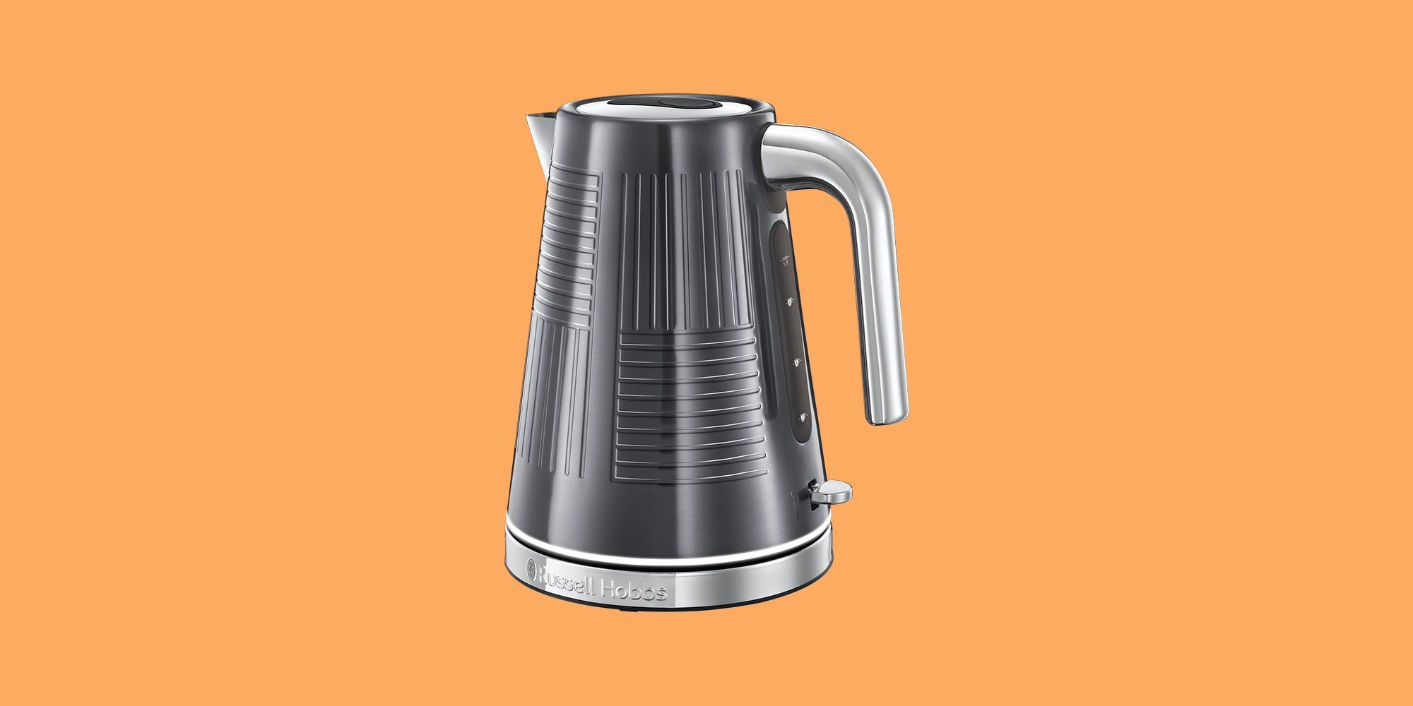Russell Hobbs K65 Anniversary Brushed Kettle 25860 review