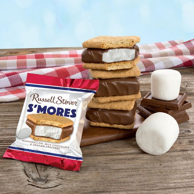 russell stover s'mores bar