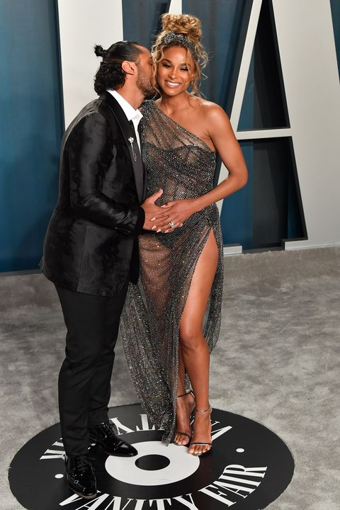 Ciara And Russell Wilson S Body Language Explained