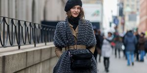 Street Style - Day 1 - New York Fashion Week: Women's Fall/Winter 2016