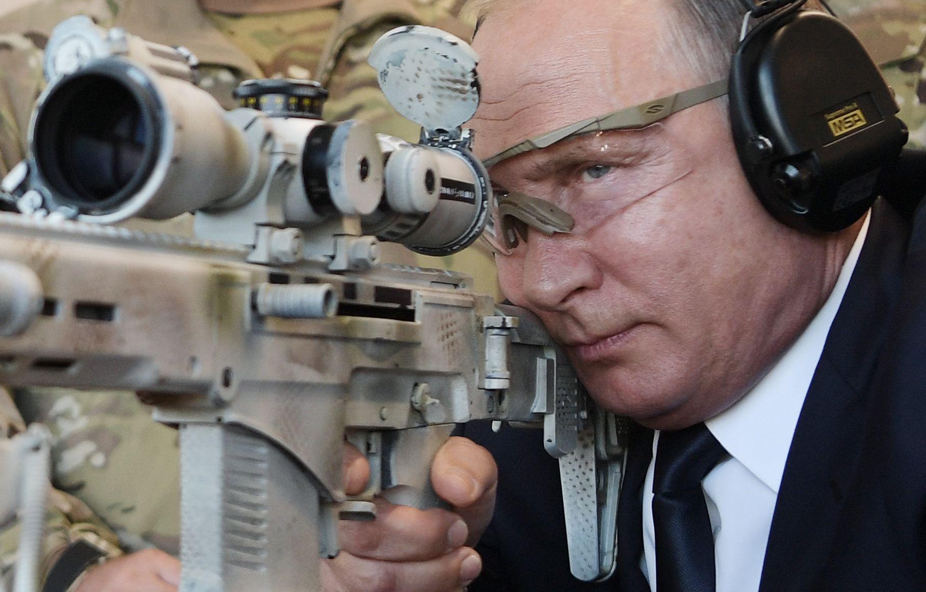 Meet the Chukavin, Russia's New Sniper Rifle