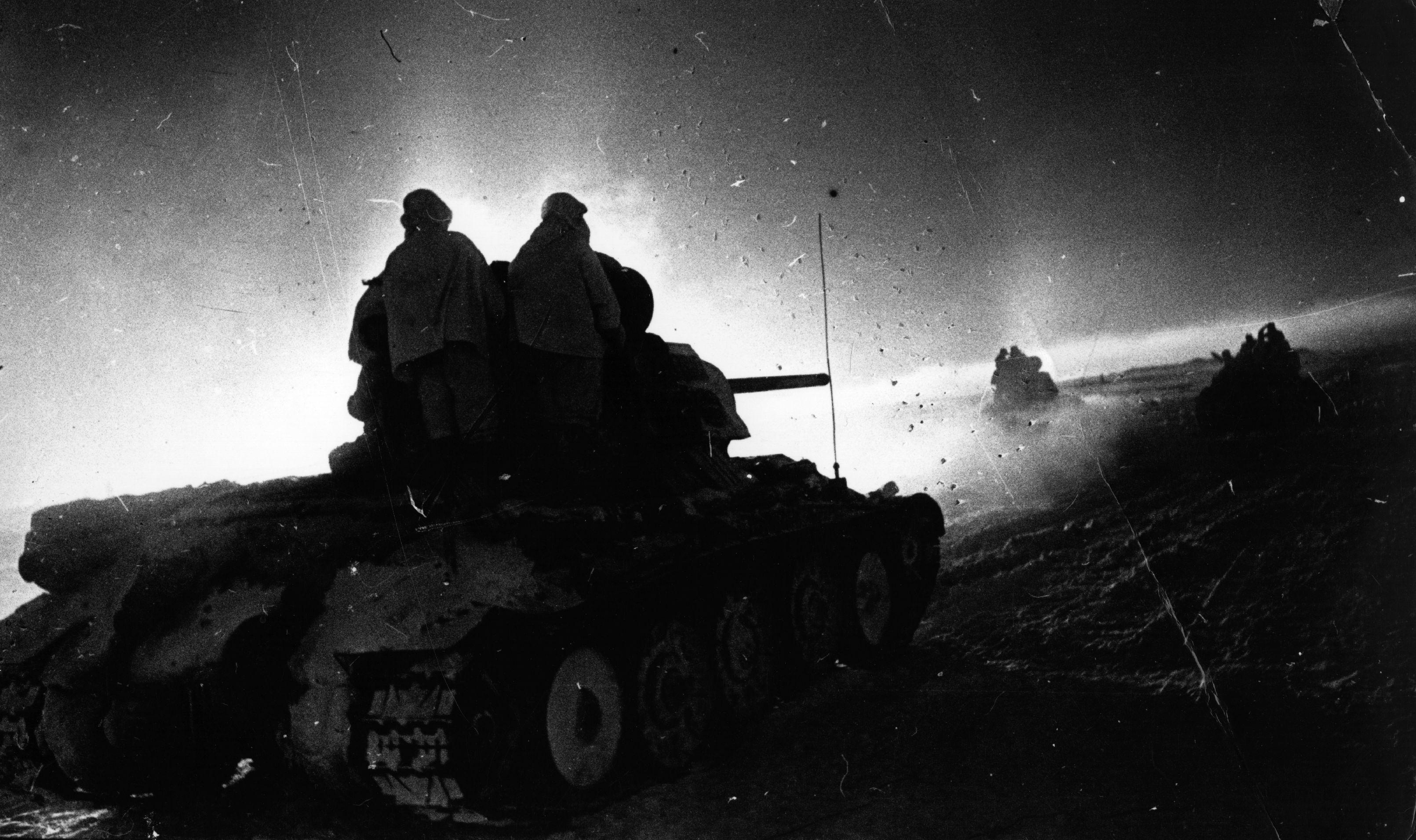 O tanque soviético que mudou o mundo.