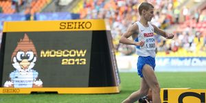 Aleksandr Ivanov. Dopaje atletismo mundiales 2011 y 2013