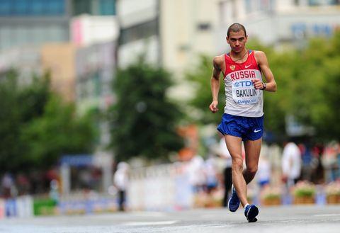 Sergey Bakulin, campeón mundial en 2011, sancionado por dopaje