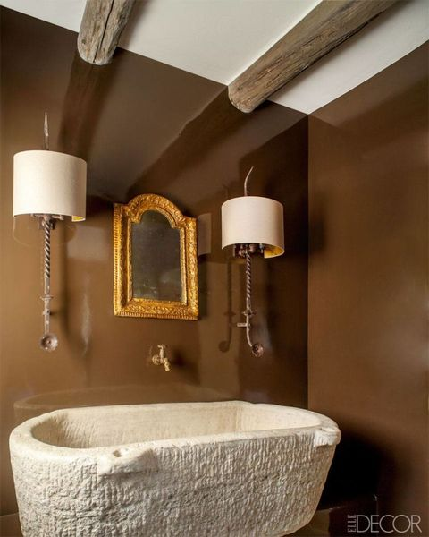 20 Ideas For Rustic Bathroom Decor Room Ideas