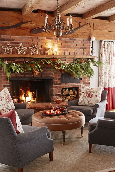 20 Rustic Christmas Decorations 2019 Best Farmhouse