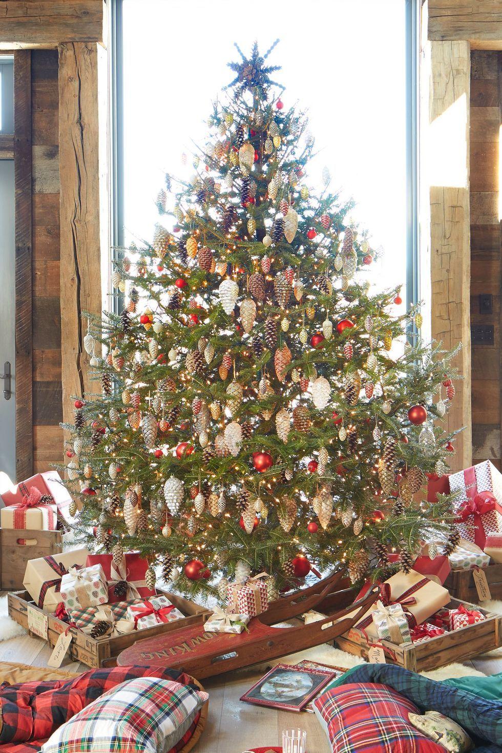 Cozy Rustic Outdoor Christmas Decor Ideas