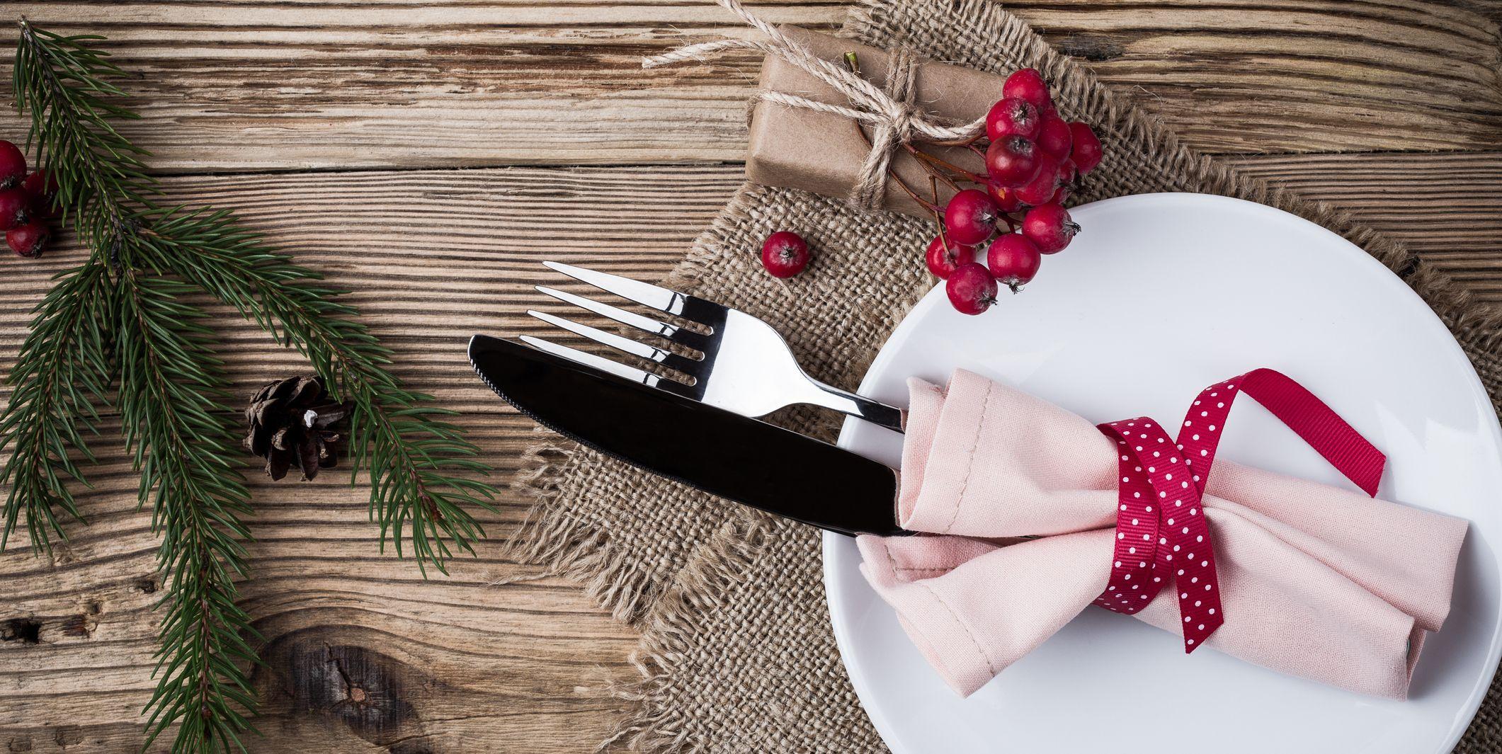 Menú de Navidad para embarazadas