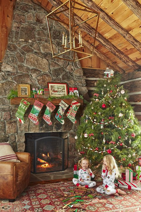 Rustic Christmas Tree Topper Ideas.25 Rustic Christmas Trees Ideas For Country Decorations On
