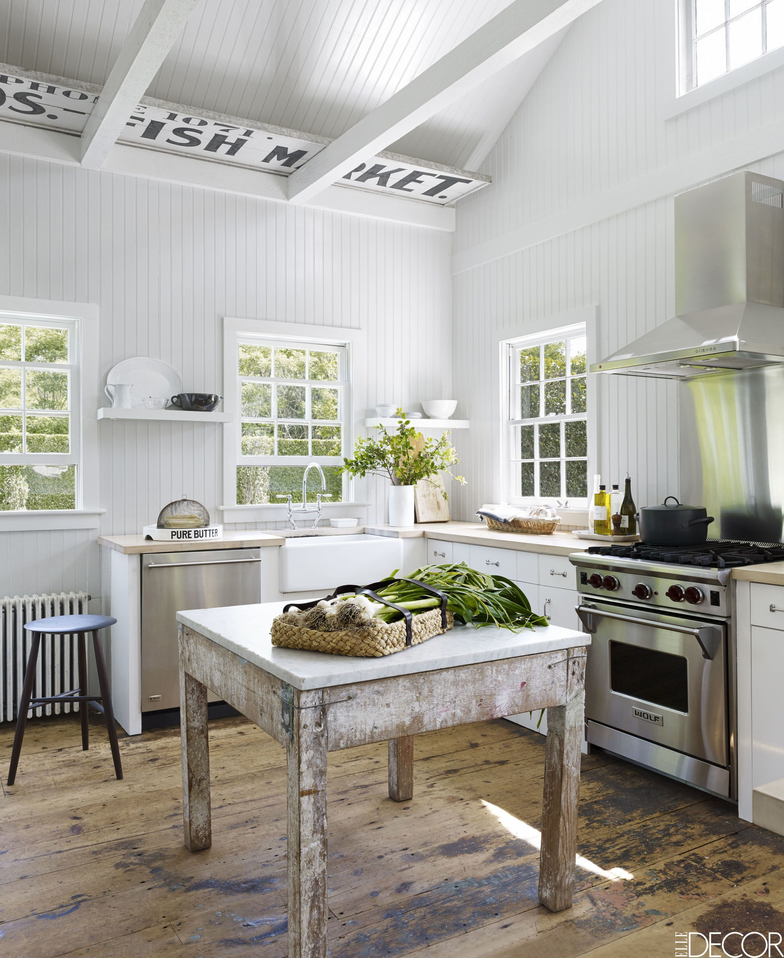 Charmant Rustic Country Kitchens