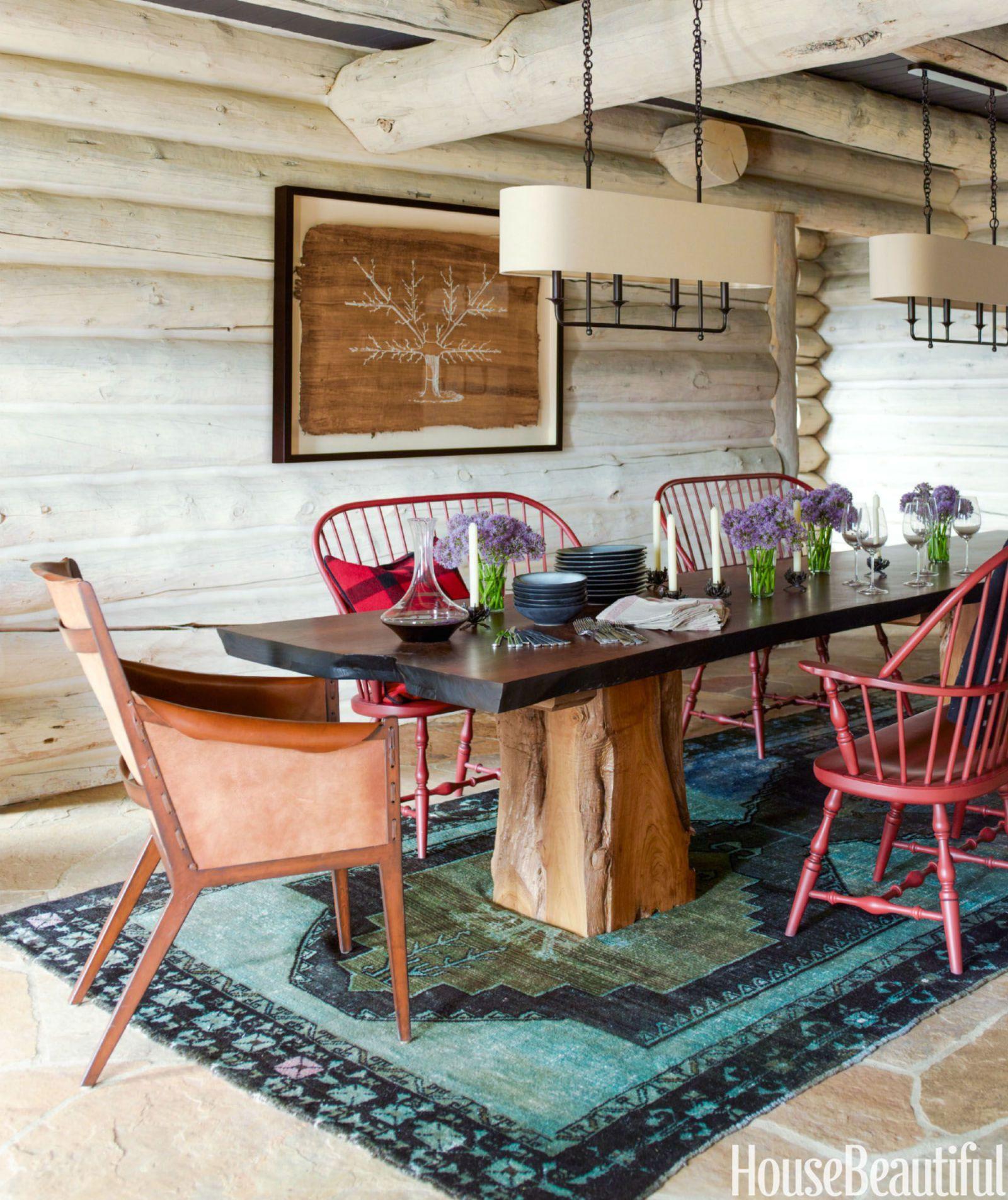 15 Rustic Dining Room Ideas Best, Rustic Dining Room Sets