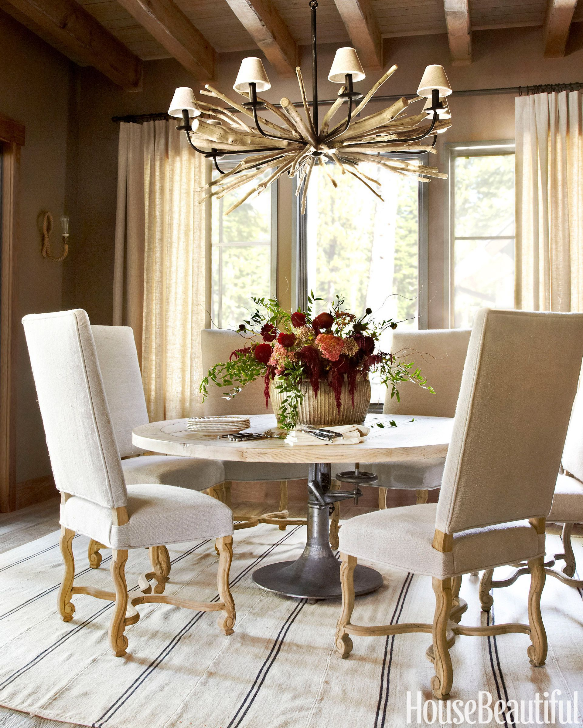 Ordinaire Rustic Dining Room