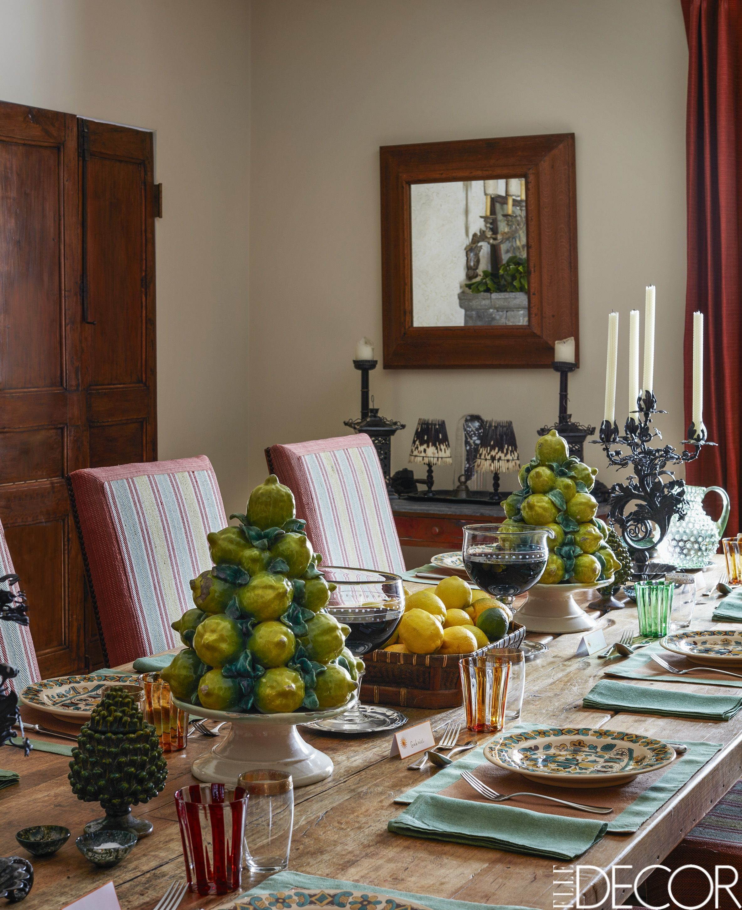 D Rustic Dining Rooms