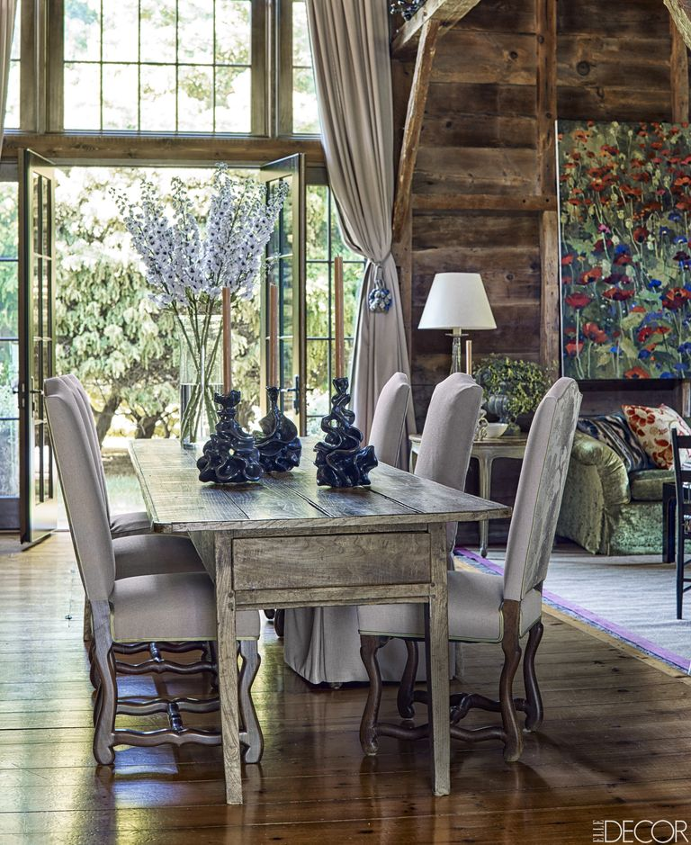 25 Rustic Dining Room Ideas Farmhouse Style Dining Room