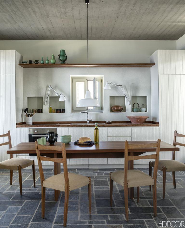 Kitchen Design Minimalist: 25 Minimalist Kitchen Design Ideas