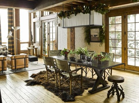 32 Rustic Decor Ideas - Modern Rustic Style Rooms