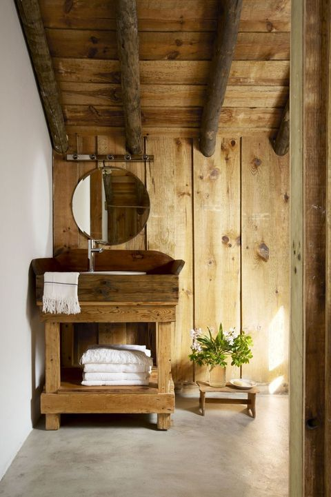 40 Rustic Decor Ideas - Modern Rustic Style Rooms