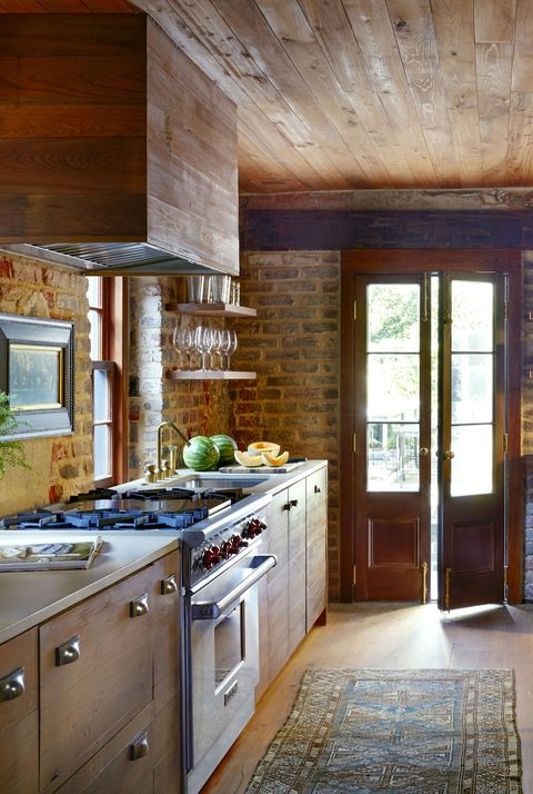 Modern Country Rustic Kitchen Decor Ideas