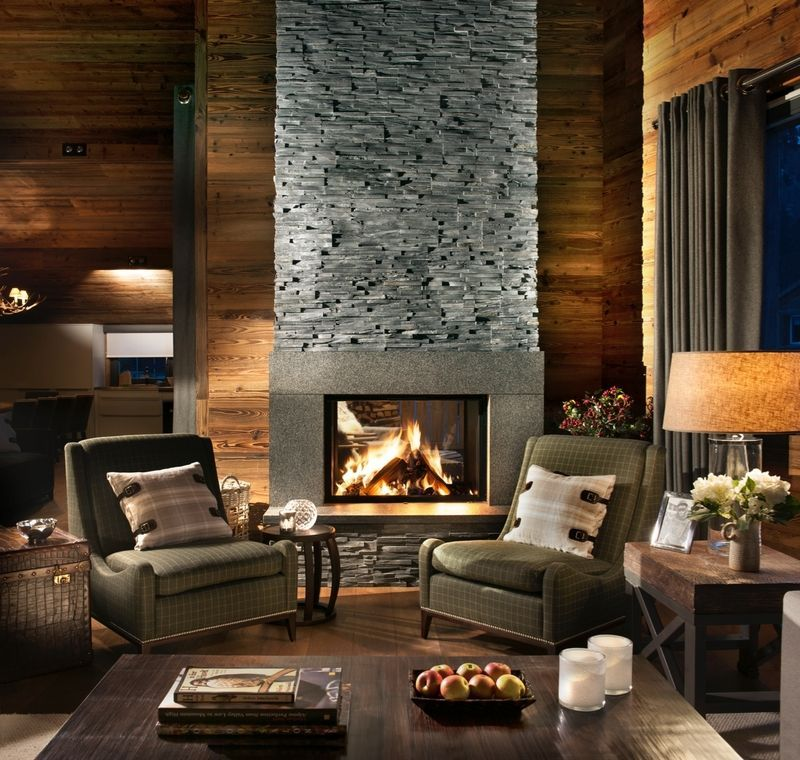 24 Best Rustic Living Room Ideas