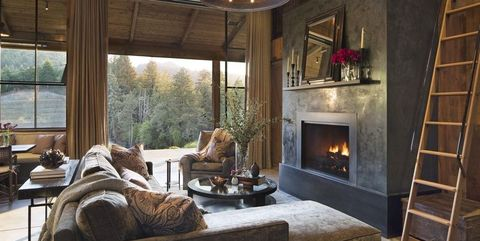 50 Best Fireplace Design Ideas - How To Decorate Your Fireplace Mantel