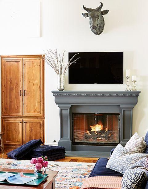 rustic living room ideas - Rustic Living Room Decor