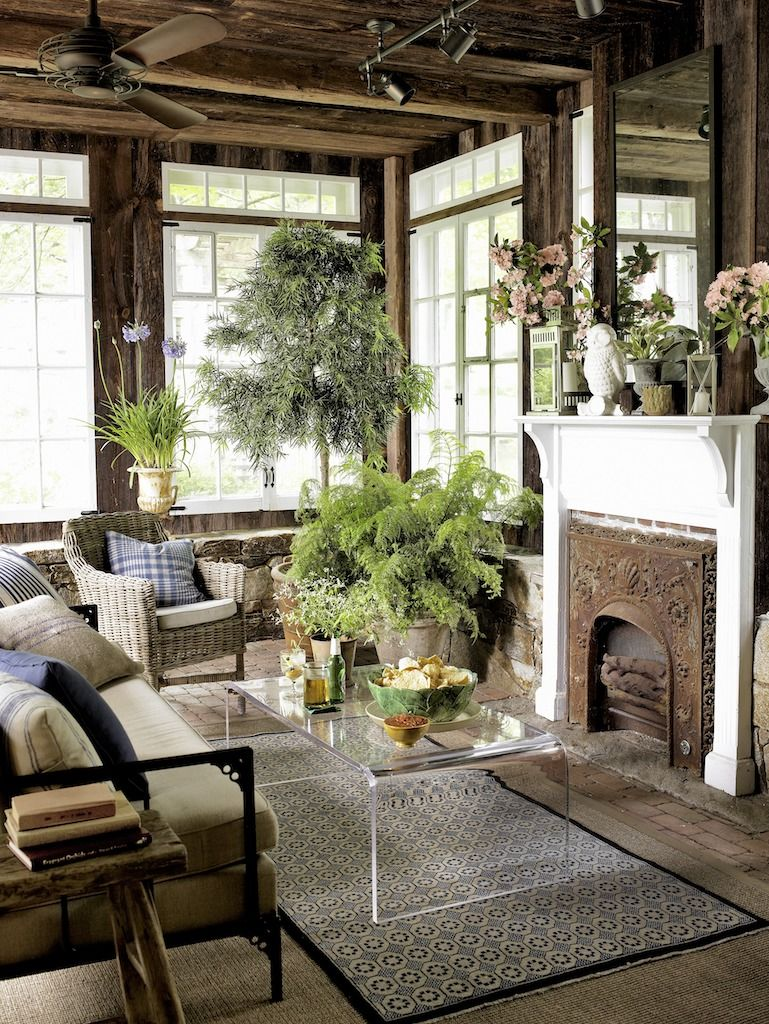 32 Rustic Living Room Ideas   Modern Rustic Living Room Decor and ...
