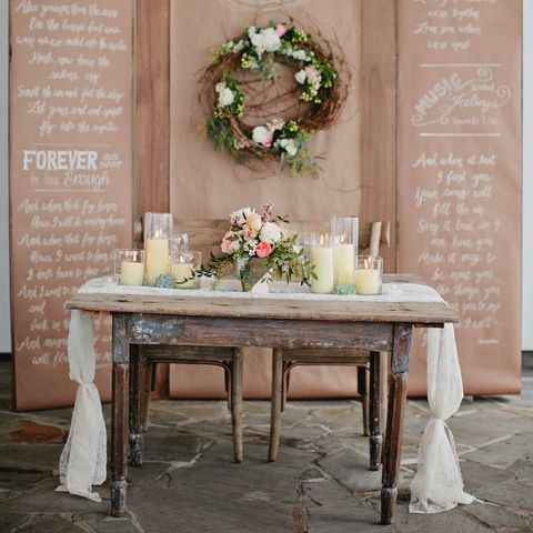 Country Diy Wedding Ideas Decorations And Projects For Outdoor