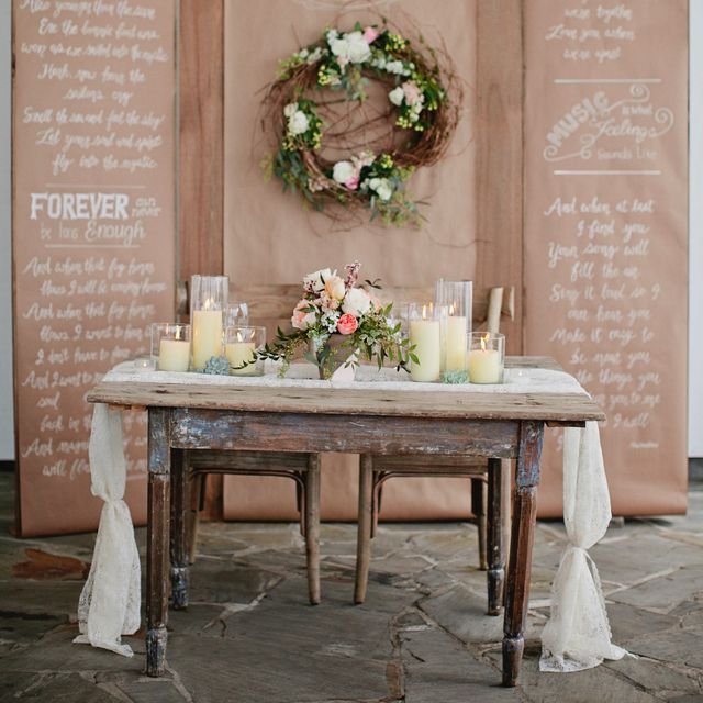 25 Stunning Rustic Wedding Ideas