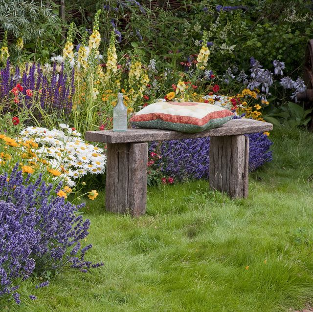 Diy Garden Seating: Free Plans For Outdoor Benches