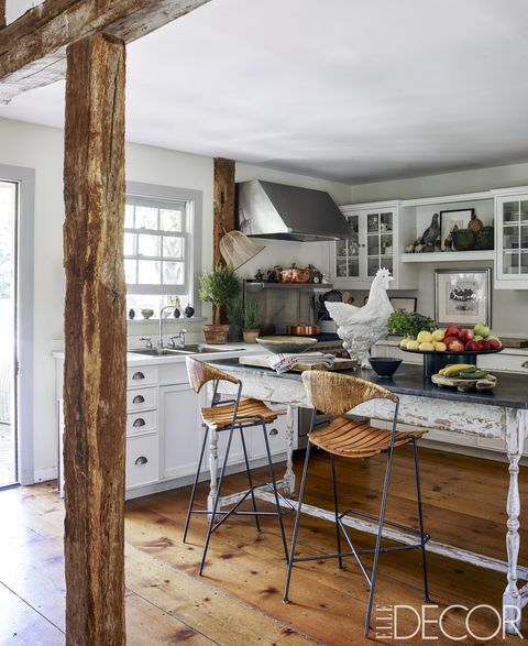 25 Rustic Kitchen Decor Ideas - Country Kitchens Design