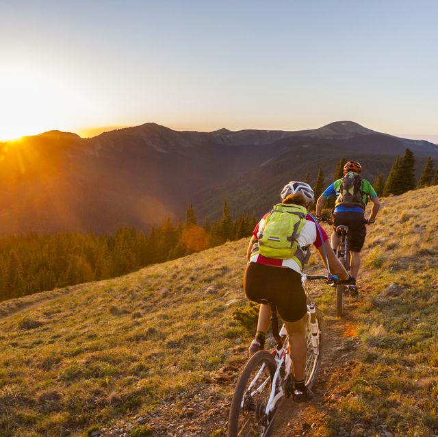 Rutas para hacer con la mountain bike