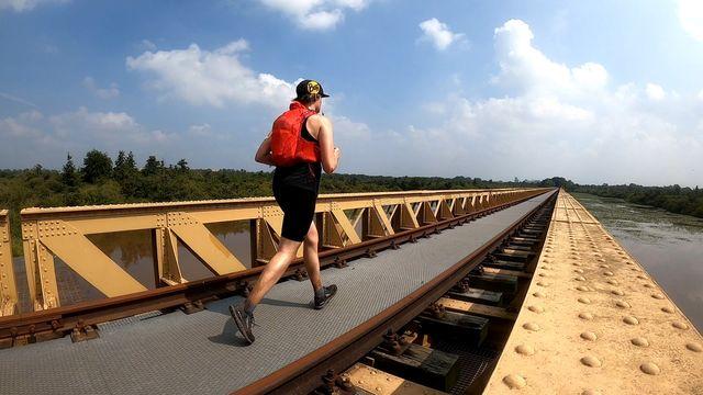 rutger de jong hardlopen brug