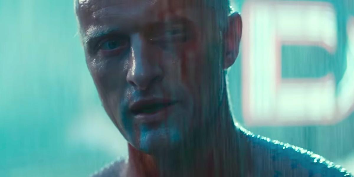 Roy Batty En Blade Runner Fallece