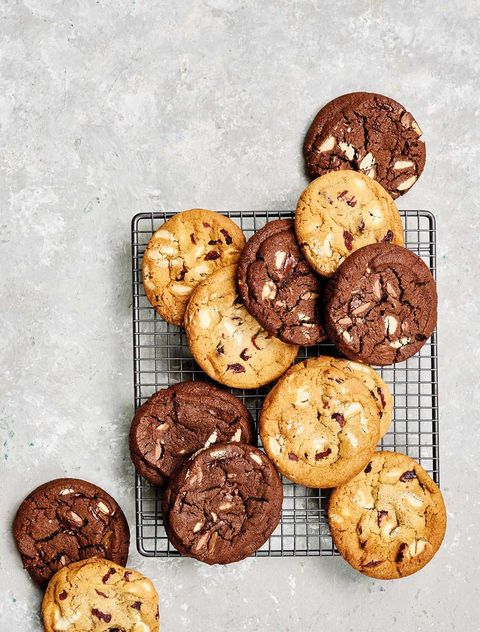 chocolate chip cookies uit rutger bakt