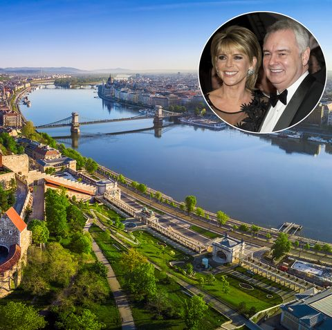 ruth and eamonn to join danube cruise