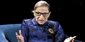 Ruth Bader Ginsburg è guarita dal tumore al pancreas come racconta in un'intervista