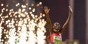 Ruth Chepngetich triunfa en la Maratón de Doha 2019