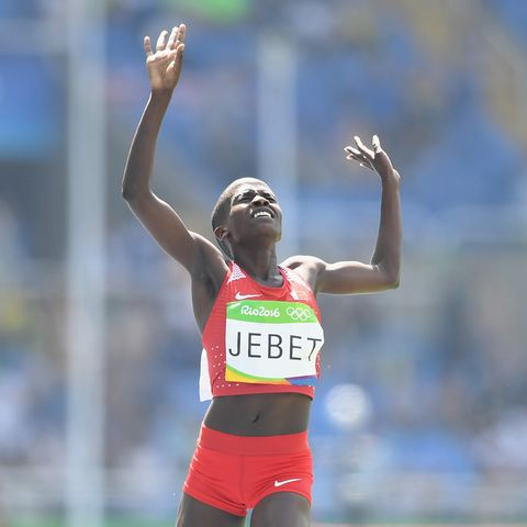 ruth jebet banned for doping