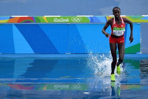 Ruth Jebet Doping cuatro años 3.000m obstáculos